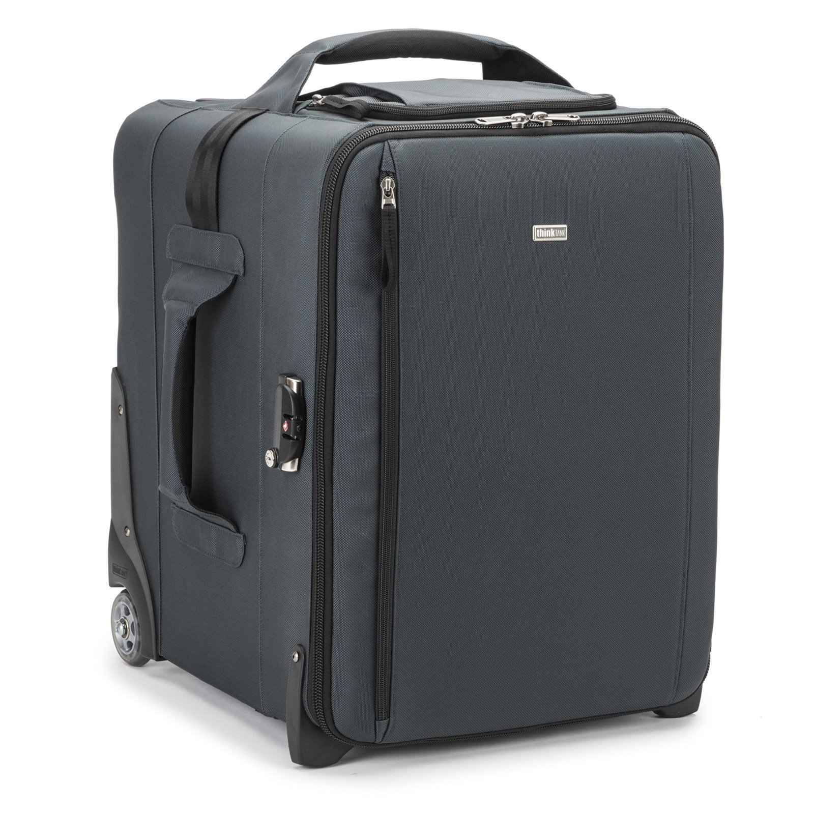 Think Tank Photo Video Rig 18 Rolling Cinema Case (Pacific Slate)