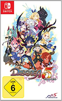 Disgaea 5 Complete [Switch]