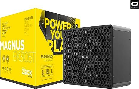 Amazon.com: ZOTAC Nuevo ZBOX Magnus EN980 Gaming Mini PC ...