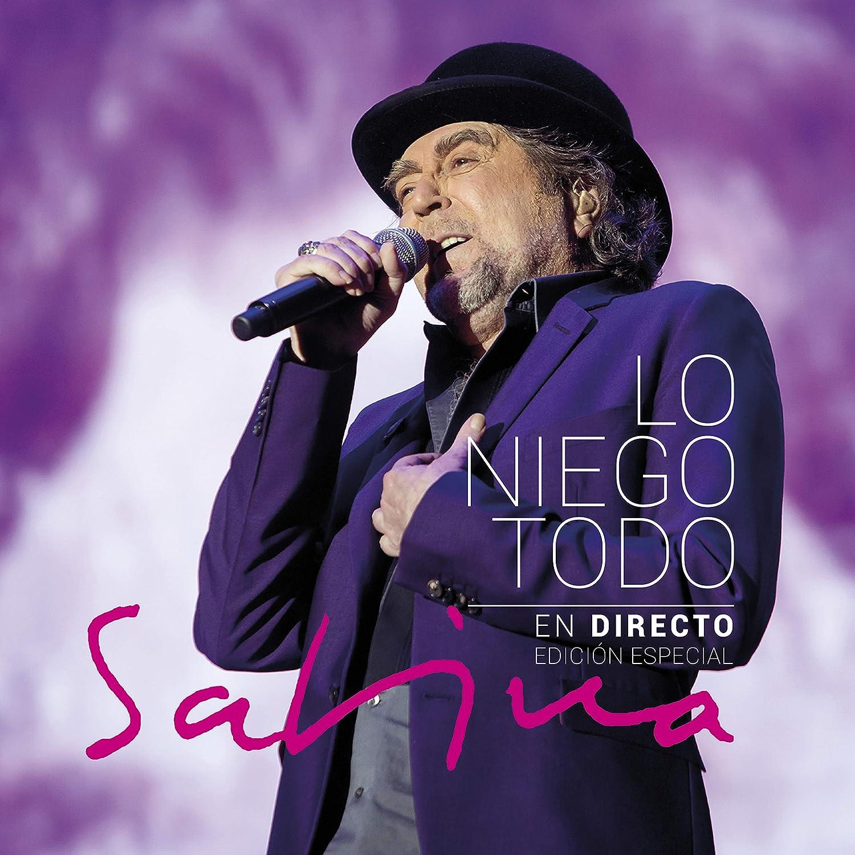 Lo Niego Todo: En Directo Edición especial.