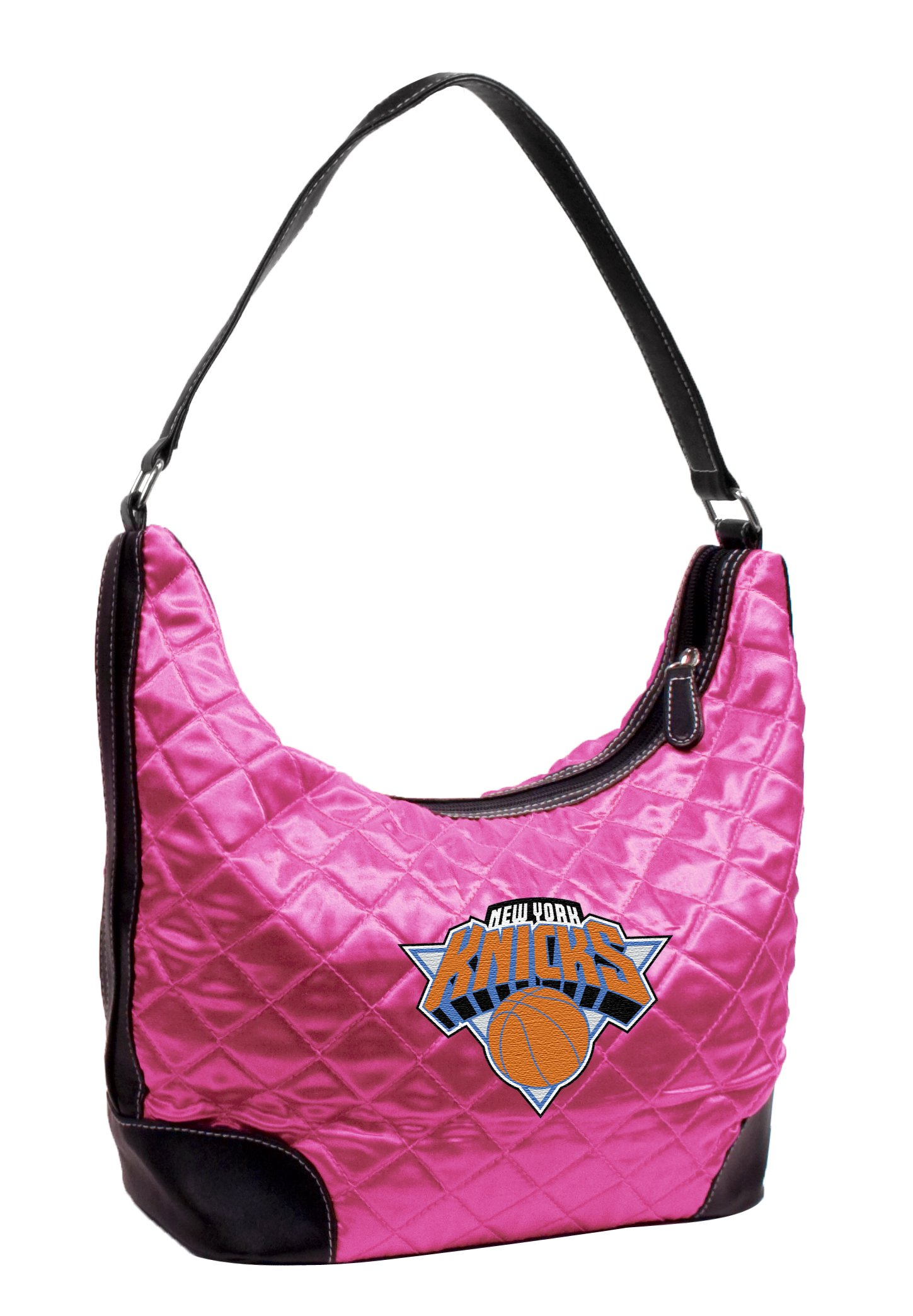 NBA New York Knicks Quilted Hobo