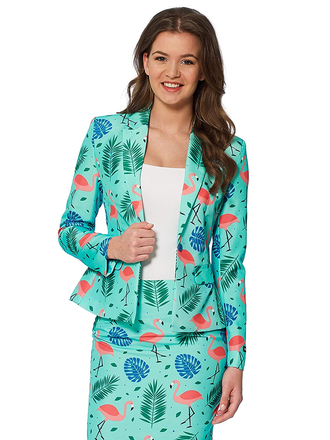 Tropical Suitmeister Fun Suits  Includes Jacket, Pants & Tie