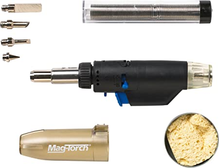 Portable Mini Soldering Torch TZ69-MT-151K Pack of: 1