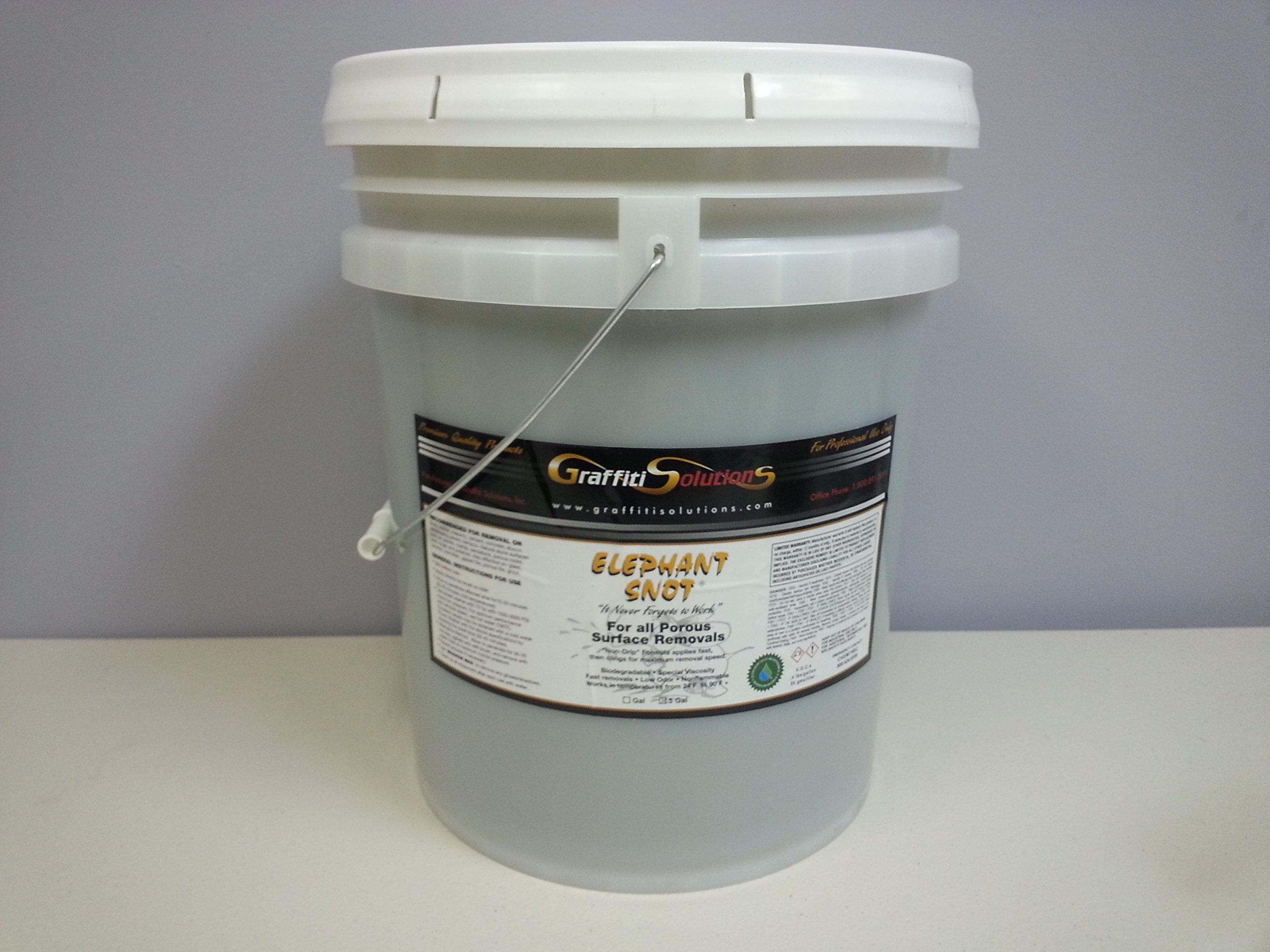Elephant Snot Graffiti Remover - 5 Gallons