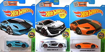 Buy Hot Wheels Lamborghini Huracn Lp 610 4 Orange Renault Sport