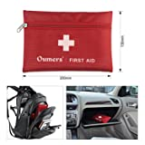 Oumers First Aid Kit - 2Bags, Mini First Aid Kit