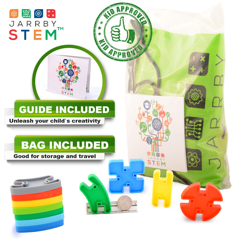 25 Toddler Toys | Kids Toys | STEM Toys | Girls Toys | Boys Toys ages 3 4 5 6 7 8 9 10 + | Sensory Toys | Building Blocks | Autism Toys | Safe Non Toxic | Best Toy Gift for Kids | GRR163