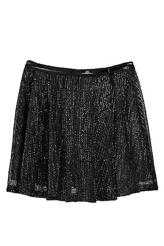 LIU JO C65169 J7595 falda corta Mujer negro 22222 42