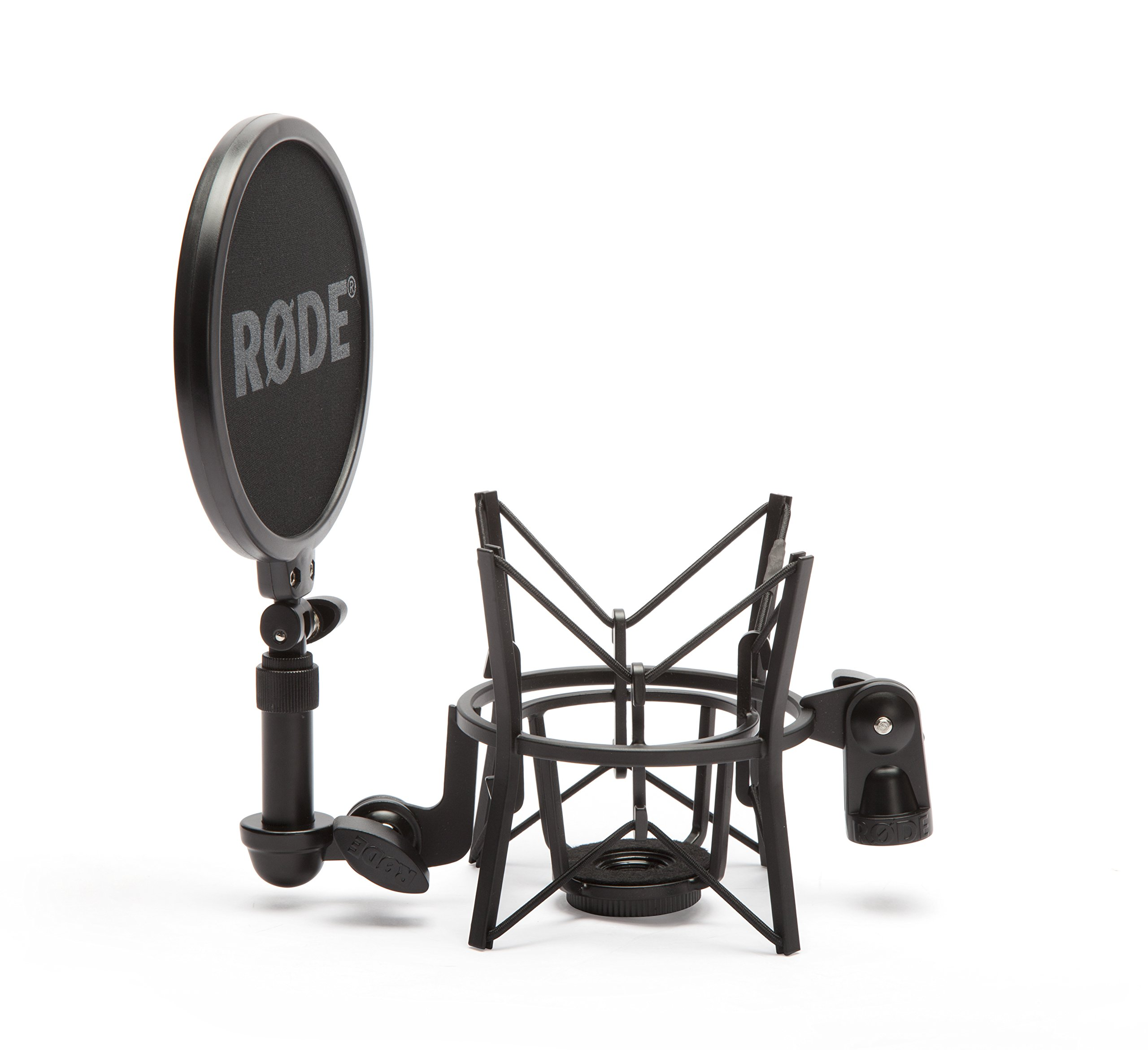 Rode SM6 Microphone Shock Mount with Integrated Pop Shield by Rode
