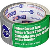 9971 1.88-Inch by 10-Yard Double-Sided Vinyl Indoor Carpet Tape, Natural