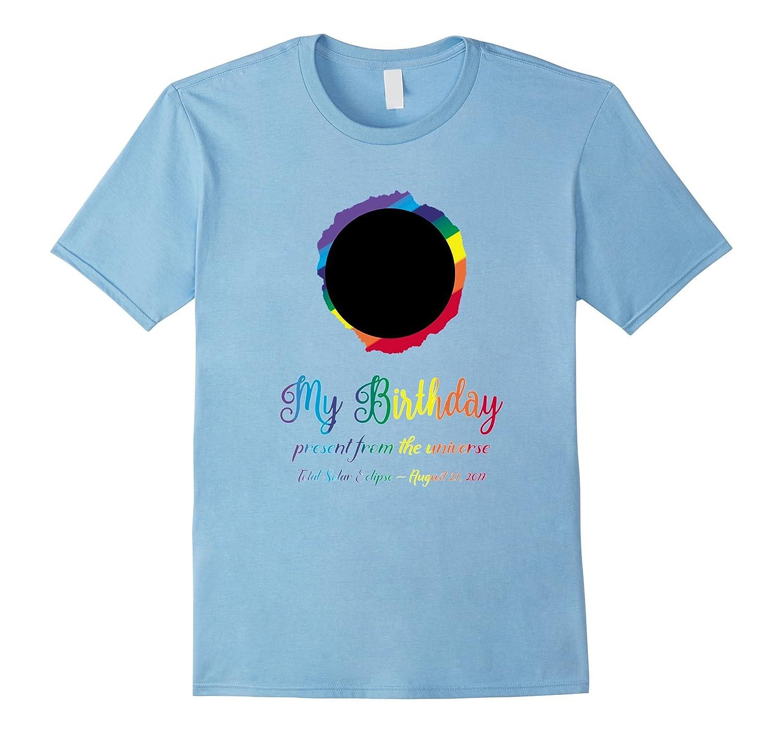 Total Summer Solar Eclipse August 21 Birthday Shirt BN Teedep