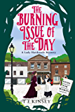 The Burning Issue of the Day (A Lady Hardcastle Mystery Book 5) (English Edition)