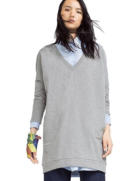 Zara - Vestido felpa, talla S