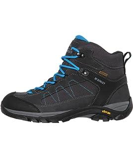 McKINLEY Damen Trekkingstiefel Manaslu AQX Trekking-& Wanderstiefel, Blau (Navy Dark/Turquoise 000), 42 EU