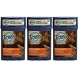 Tom's of Maine Men's Long Lasting Wide Stick Deodorant, Deodorant for Men, Natural Deodorant, Mountain Spring, 2.25…