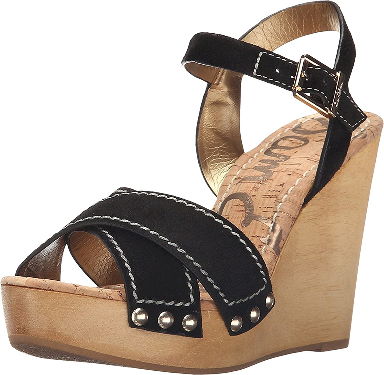 5411275fc71fea Sam Edelman Women s Cairo Wedge Sandal