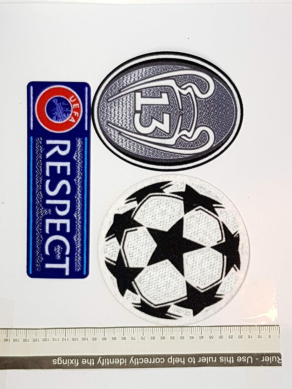 best badge UK Stock 2018 Real Madrid Europa 13 Star Champions ...