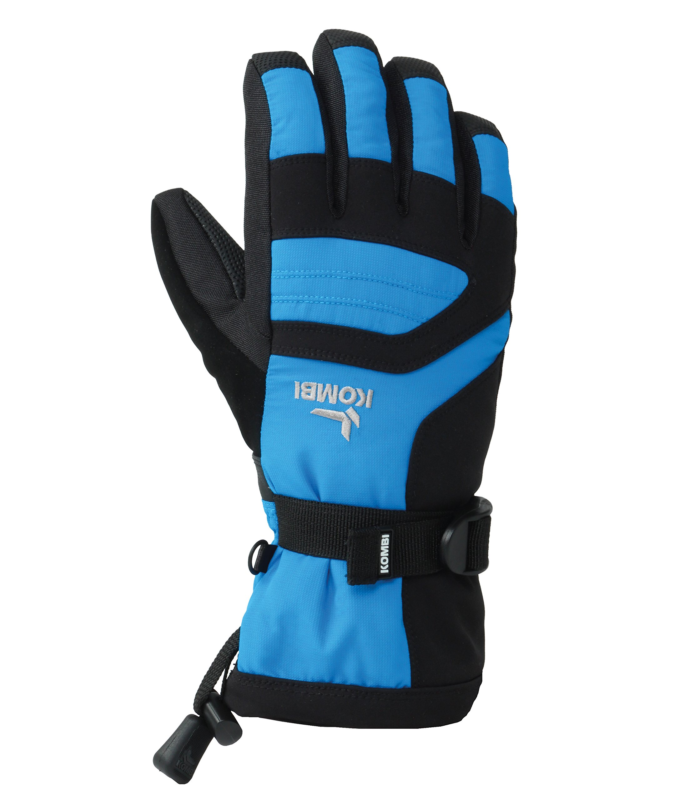 Kombi Kids & Baby Storm Cuff III Jr Cold Weather Gloves, Small, Directoire Blue Black