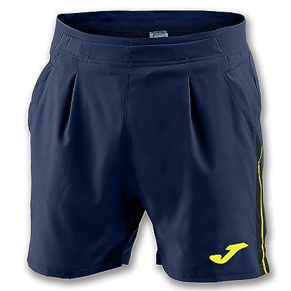 Joma Granada Pantalones Cortos, Hombre, Azul, 2XL/3XL