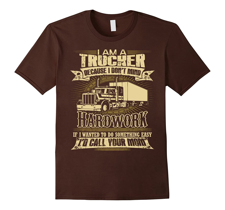 7cb1efb44 Truck Driver Shirt, Funny T-shirt, trucker t shirts, trucker-CL ...