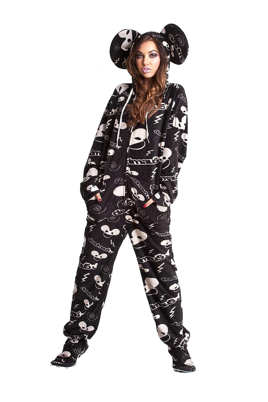 Jumpin Jammerz Deadmau5 Adult Onesie