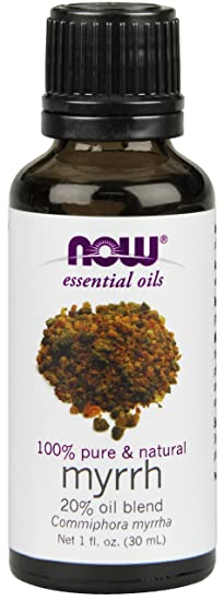 Now Myrrh Aromatic Oil