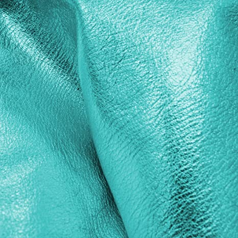 Vegas Metallic Sheets Various Sizes//Colors Genuine Leather Cowhide Pieces 2-3 oz