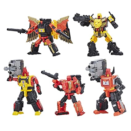 Amazon Com Transformers Generations Power Of The Primes Titan