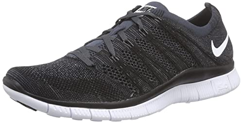 14f0e37d7d782 ... inexpensive nike mens free flyknit nsw running shoes black 599459 001  5f8cc 766ca