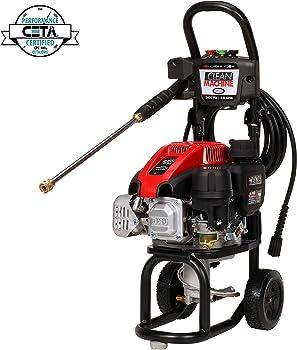 Simpson Clean Machine 2400 PSI at 2.0 GPM 150 Gas Pressure Washer