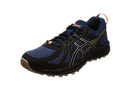 Zapatos ASICS Frequent Trail 1011A034 Mako BlueBlack 403