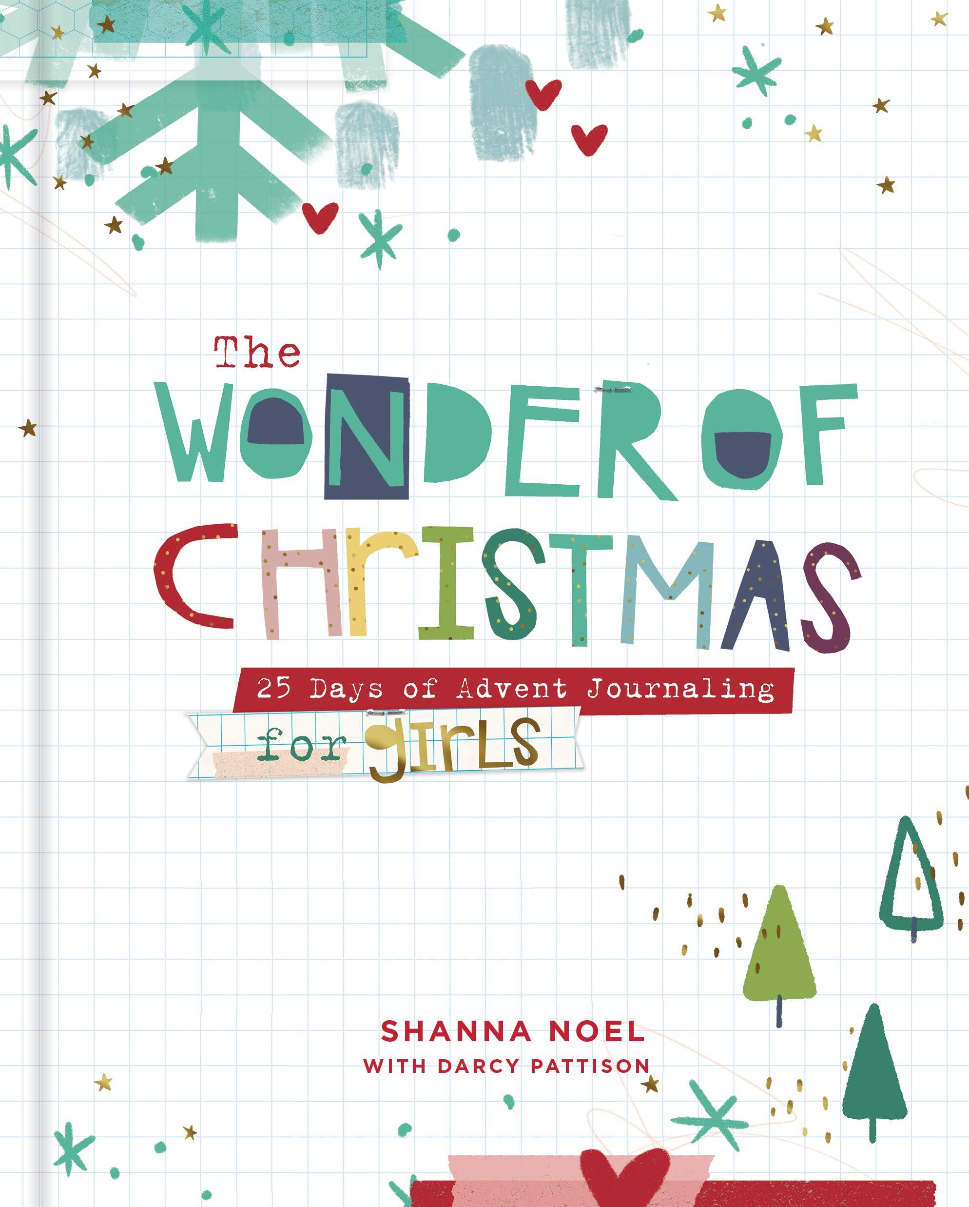 25 Days Of Christmas 2019.Amazon Com The Wonder Of Christmas 25 Days Of Advent