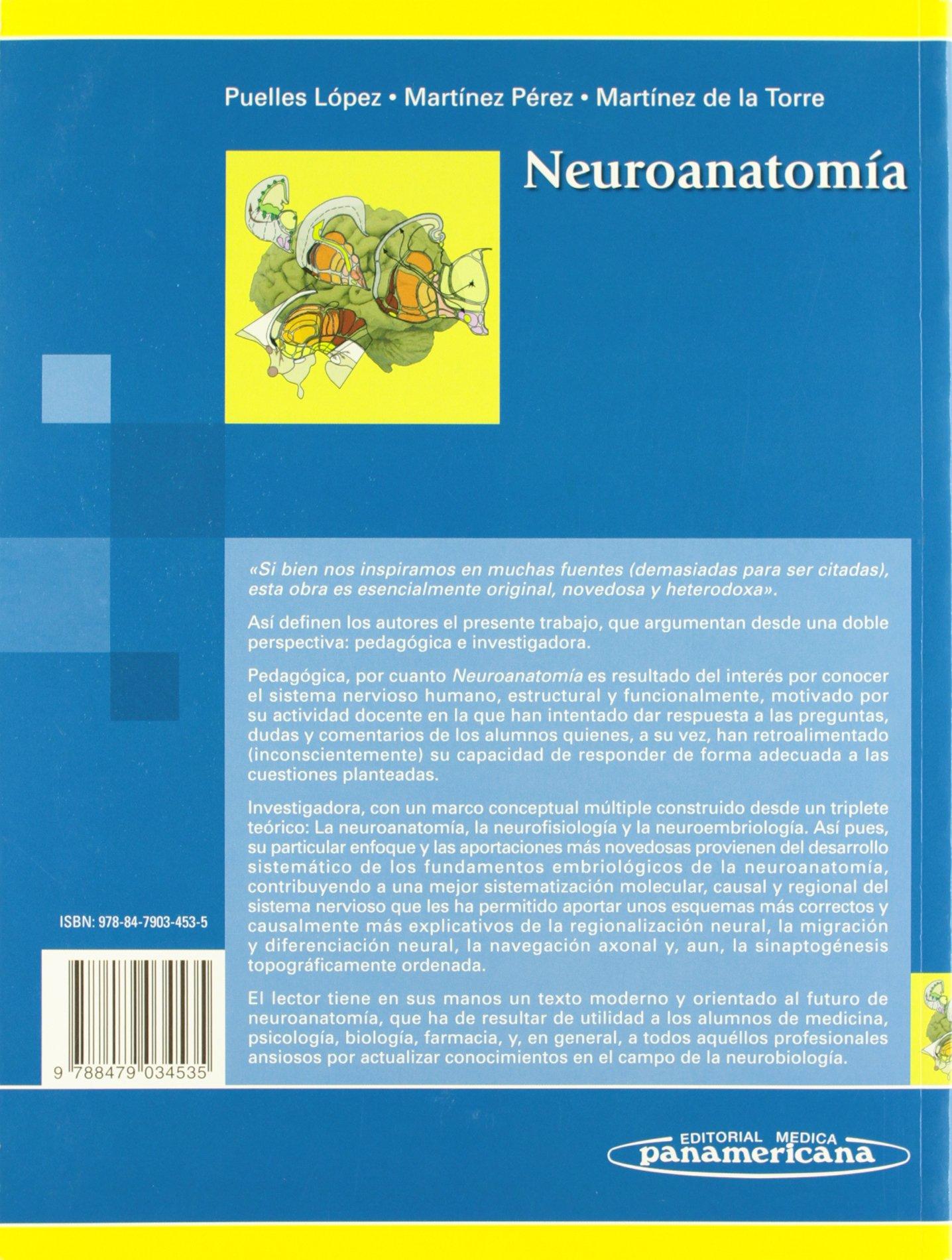 PUELLES NEUROANATOMIA EPUB