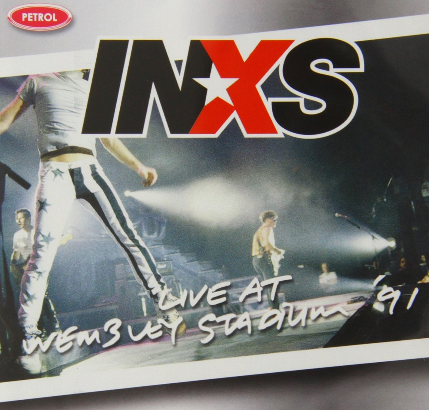 CD : INXS - Live At Wembley Stadium 1991