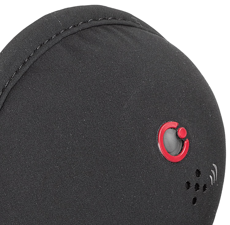 180s Mens /& Womens Unisex Bluetooth Ear Warmer Black
