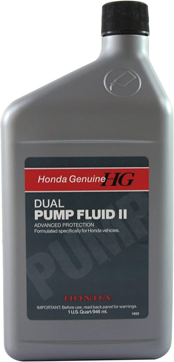 Honda Genuine 08200-9007 Dual Pump II Differential Fluid