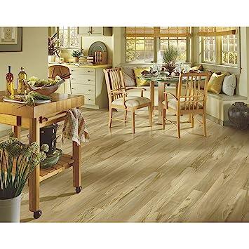 Amazon Armstrong Illusions Flaxen Maple Laminate Flooring