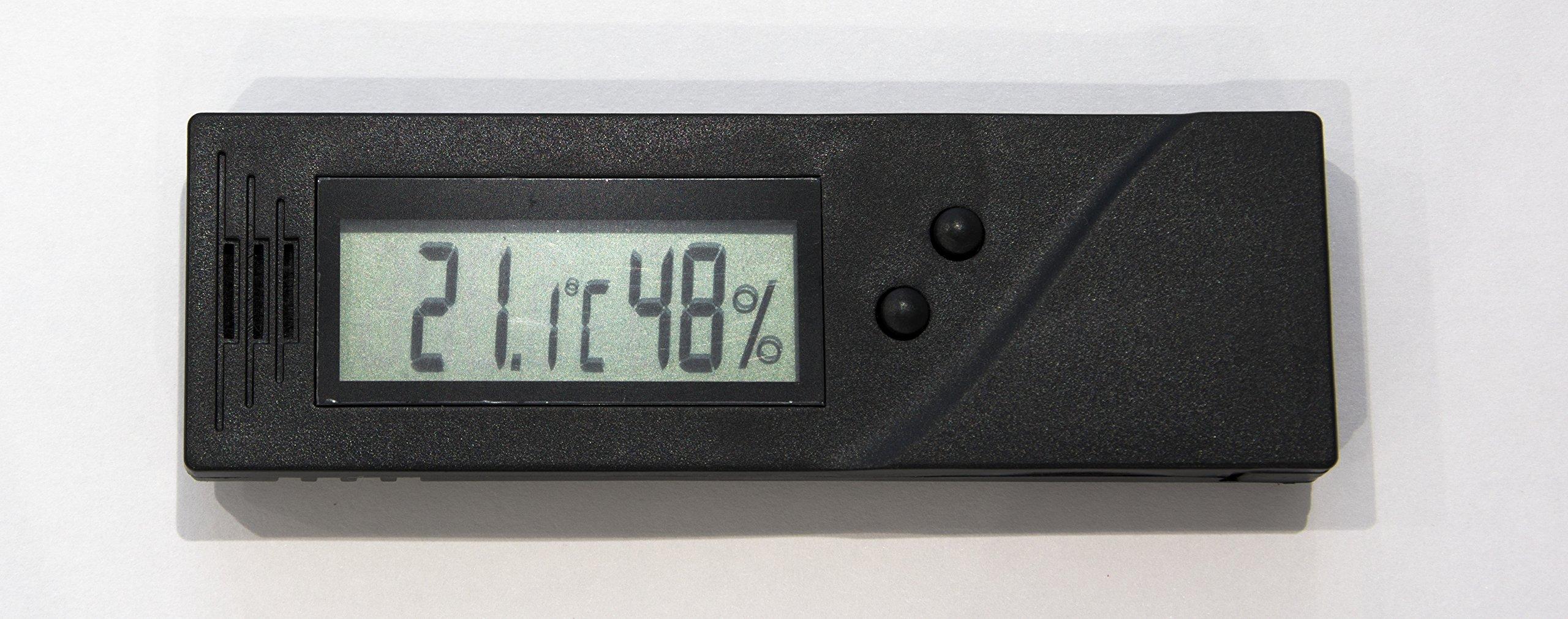 Caliber III Digital Hygrometer & Thermometer