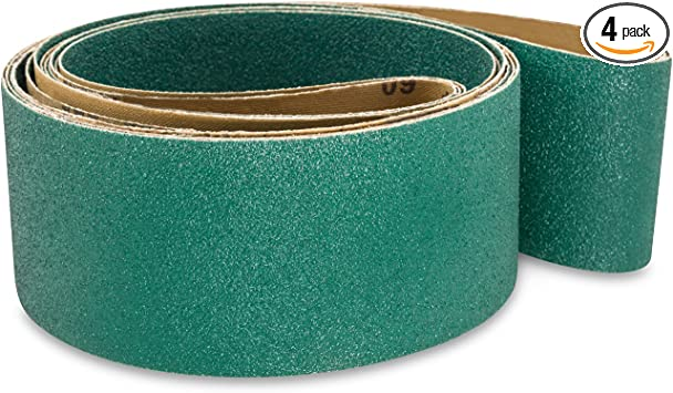Red Label Abrasives 14 Inch 40 Grit Adhesive Back Metal Grinding Zirconia Sanding Disc