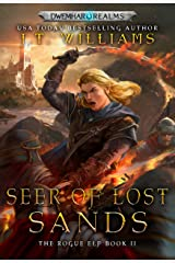 Seer of Lost Sands (The Rogue Elf Book 2) Kindle Edition