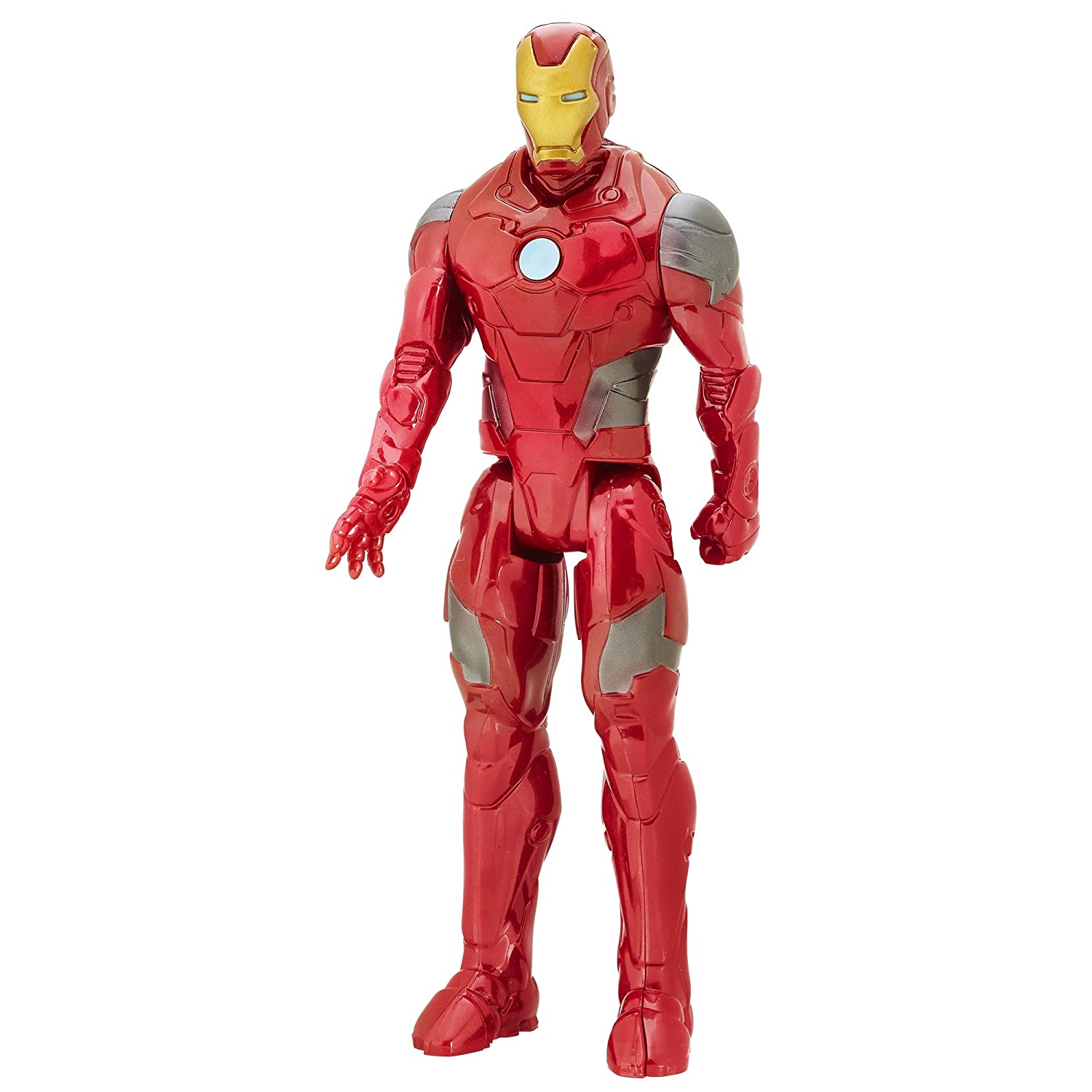 Marvel B3439AS0 Titan Hero Series Battle Suit Iron Man, Avengers Battlesuit Ironman