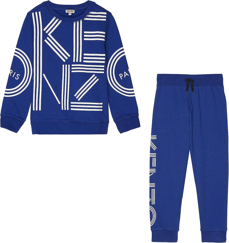Kenzo Kids survêtement Bleu Royal 6Y: Amazon.