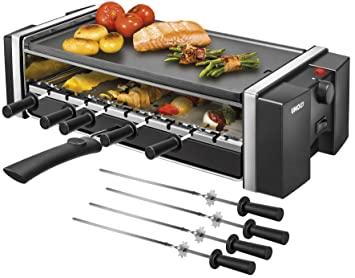 Unold Elektrogrill Test : Unold gill und kebab gleichmäßiges grillen der spieße durch
