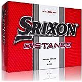 Srixon Distance Golf Balls - White 2 Dozen