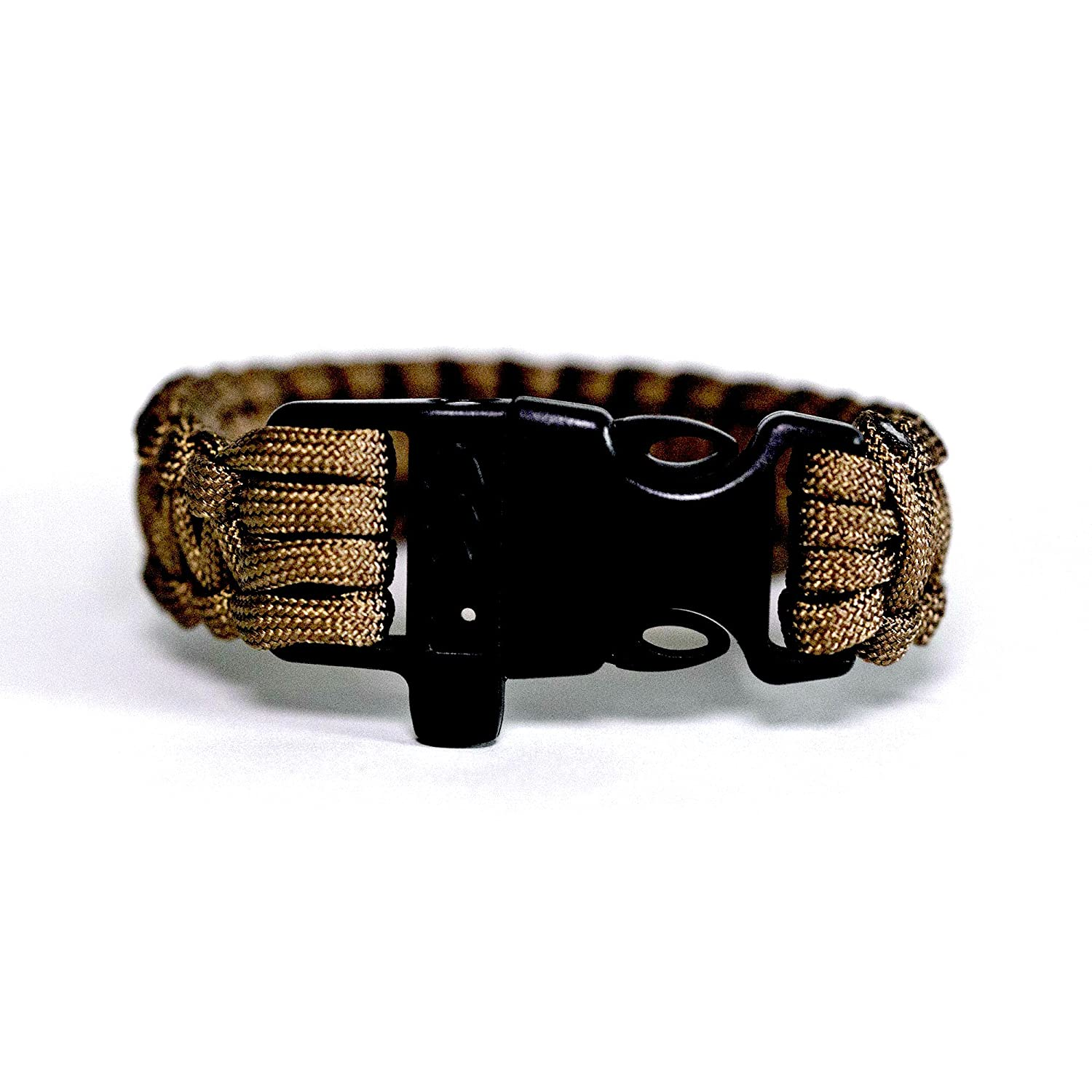 FOXTROT 550lb Survival Military Grade Paracord Belt with Free Matching Paracord Bracelet!!!