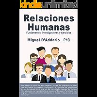 Relaciones humanas: Fundamentos, investigaciones y ejercicios