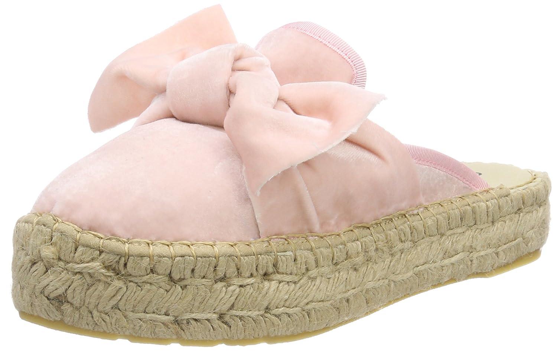 Schuhe Biz Damen Light Hansigne Espadrilles, Pink (Velvet Light Damen Pink) 1824e7