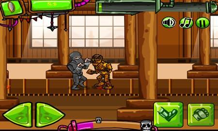 Amazon.com: Ninja Cop Clash: Appstore for Android