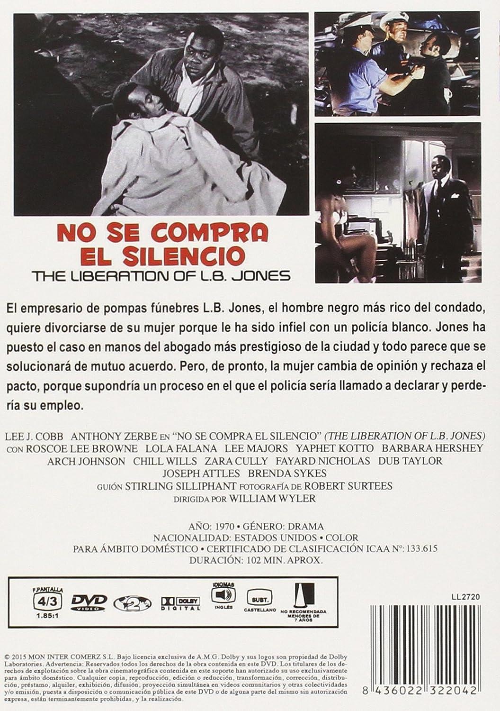 No se compra el silencio [DVD]: Amazon.es: Lee J, Cobb, Anthony ...