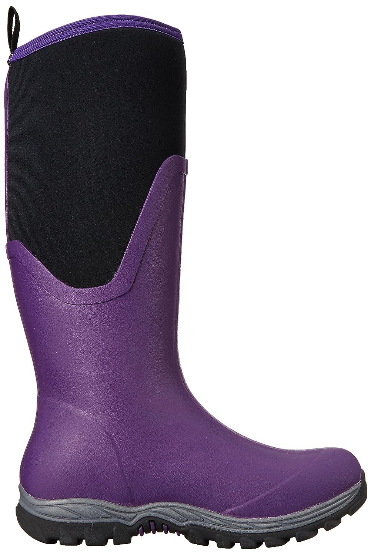 Muck Boot Women's Arctic Sport Ii Tall Snow Boot B00TT39BGI 8 B(M) US|Acai Purple